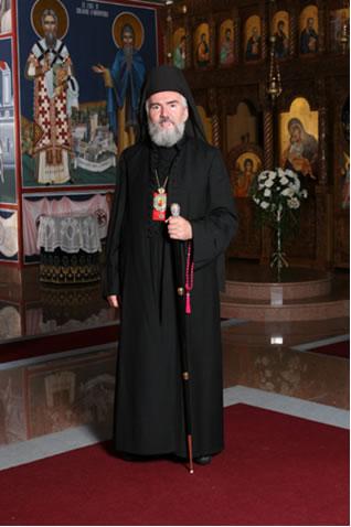 Епископ канадски г. Георгије