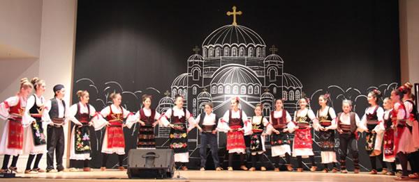 Млада Србадија - 40 година