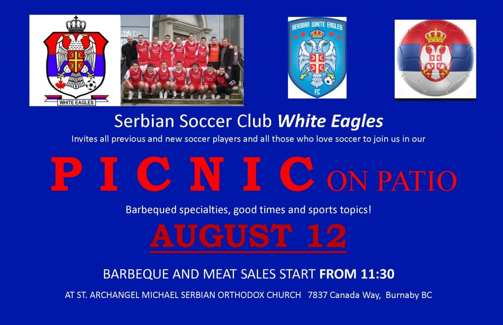 White Eagles Picnic